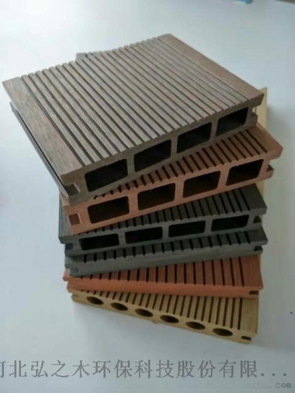 140*25防水防腐塑木地板 北京塑木地板
