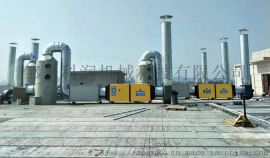 山东知名厂家技术安装环保设备工厂废气净化处理成套净化装置
