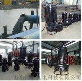 宣汉县排沙渣浆机泵 潜水雨汚泵 双搅拌器潜污机泵