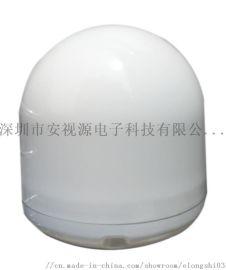 无线船载动中通远程组网设备球形微波传输