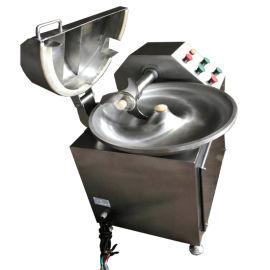 厂家直销千页豆腐斩拌机 鱼豆腐制作斩拌机