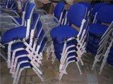 廠家批髮帶寫字板靠背布面軟包辦公椅可來樣加工定製