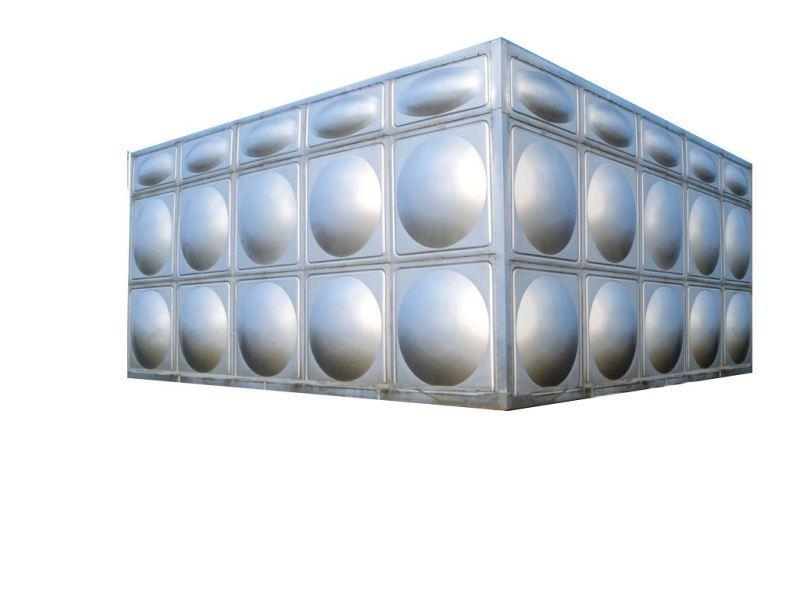 组装式水箱 玻璃钢307水箱 圆柱水箱介绍