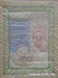 韩国原单尾货品牌外贸新生儿包被婴儿纯棉盖被