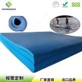 超轻水上娱乐漂浮垫厂家定制环保XPE材质