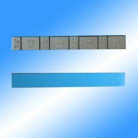 锌质粘贴式平衡块