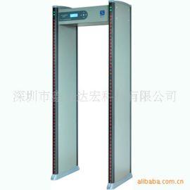 深圳市厂家供应金属探测安检门行李包裹安检机手机探测安检门