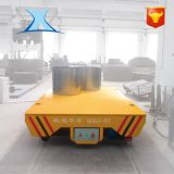 定製短途搬運BDG低壓軌道平板車80噸 廠區模具遙控轉運平臺車