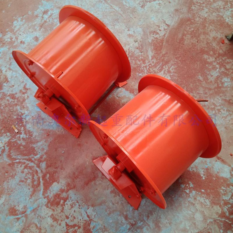 供應磁滯式電纜捲筒 雙電機電纜捲筒