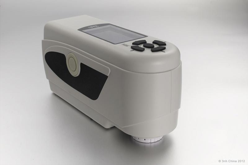 手持電腦色差儀,黑白板色差儀,測色儀NH310