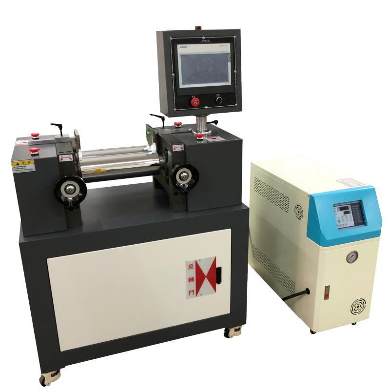 油加热双辊混合机、小型实验炼胶机