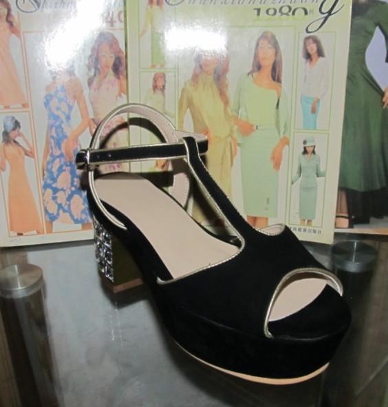 欧美真皮女装外贸皮鞋