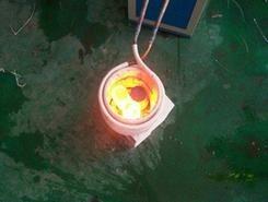 小型中频熔炼炉(经济型)