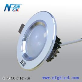 方高照明供应3W 2.5寸LED筒灯  质保三年 深圳LED加盟代理**品牌