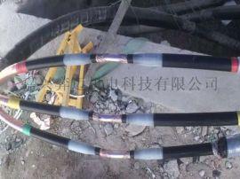 电缆模注式中间接头 熔融接头技术