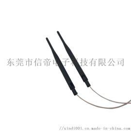 路由器天线  2.4G外置出线IPEX带端子天线