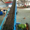 水果分揀用綠色PVC帶平板皮帶輸送機Lj8