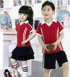 上海红万幼儿园校服定做幼儿园六一演出服定做