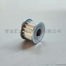 厂家专业直供 倍力特 5M 8M 14M XL L H  T5 T10 铝制同步带轮 可配同步带