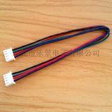 PH2.0 4P电子连接线L=400mm UL1007 26AWG