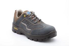 供应休闲款劳保鞋 牛皮多功能安全鞋 防砸工作鞋 登山鞋 GB-6624