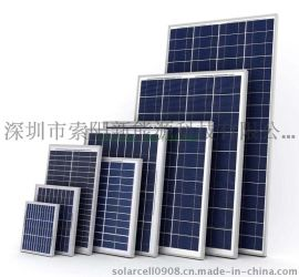 Solar cell|多晶硅太阳能板50W|太阳能折叠板-AAA级品牌制造商
