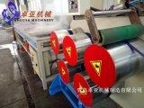 青島卓亞專業塑料拉絲機設備