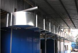 东莞长安白铁工程,通风工程,厂房环保空调通风降温
