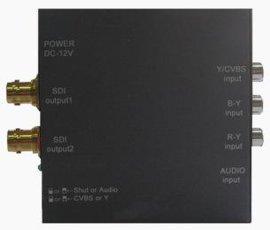 荣杰德威分量转HD-SDI视频转换器