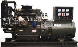 潍坊30KW自动化柴油发电机 停电自启动 有刷纯铜发电电机