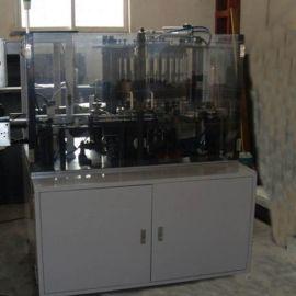 广东设备厂供应AAA,AA电池高速生产线  碳性电池设备 效率550个每分钟