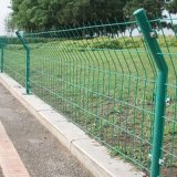 镀锌丝护栏网 双边丝护栏网