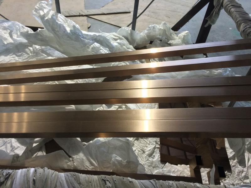不锈钢平板 SUS304不锈钢彩色板 黑钛不锈钢板