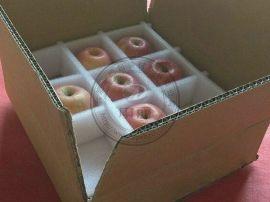 水果包装,珍珠棉苹果包装,苹果包装箱内托