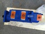 青州北方液压泵供应CBY3050/2032/K1016-156R三联液压齿轮泵
