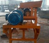 山東濰坊起工QCS-1610溼式強磁磁選機