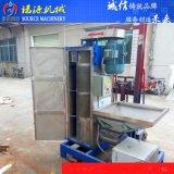 供應上海諾源牌5.5-7.5kw塑料脫水機 螺杆吃料