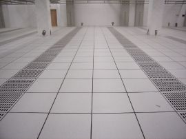 防静电地板安装|西安架空地板|PVC活动地板