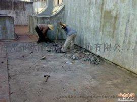 河源市和平专业防水补漏屋面防水隔热工程公司