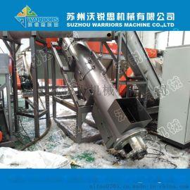 供应PE/PP工业膜清洗破碎生产线设备 农膜工业膜清洗设备生产厂家