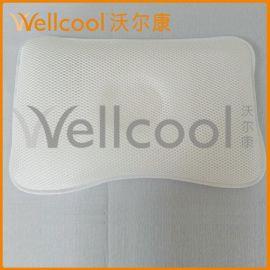 3d网眼面料透气可洗3d枕头