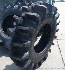 农用拖拉机轮胎14.9-24 R-2 水田高花轮胎 防陷落轮胎