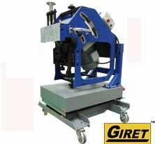 自动行走钢板X型坡口机 (GBM-12C-R)