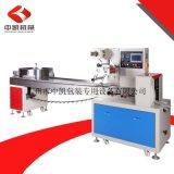 厂家大量供应枕式包装机 多功能包装机 饼干能量棒蛋卷自动包装机