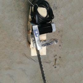 电动金刚石链锯 手持式链条锯厂家 钢筋混凝土切割锯