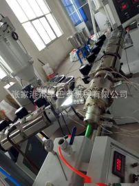 张家港辛巴克机械PPR/PERT   塑料管材设备生产线