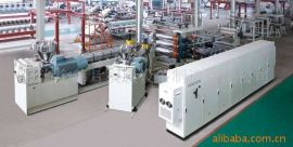 厂家热销 EVA建筑玻璃胶片设备 EVA胶片挤出生产设备欢迎定制