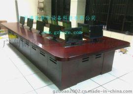 博奥BRHZ-01显示器升降会议桌