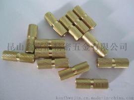 厂家直销铜螺母 注塑铜螺母 嵌件螺母 铜嵌件
