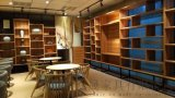 辦公傢俱定製 現代時尚書櫃陳列櫃設計定做